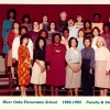 Faculty & Staff 1985