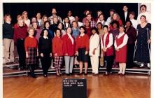 Faculty 1996