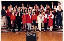 1996 Faculty being silly