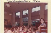 1960 Kindergarten Hergens