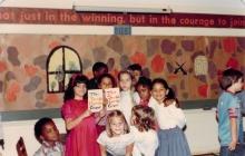 1982 November 18 2nd Gr Class