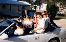 1995 April 2 Pizza Party