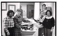 Secretary K. Ellison Records Clerk C. Saavedra Vanguard Clerk T. Fisher
