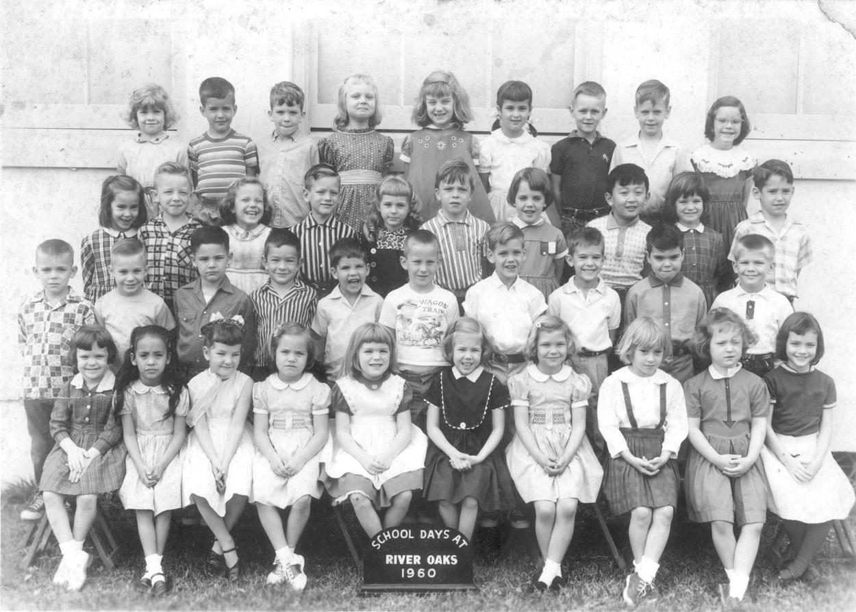 river oaks elementary alumni 1960 s