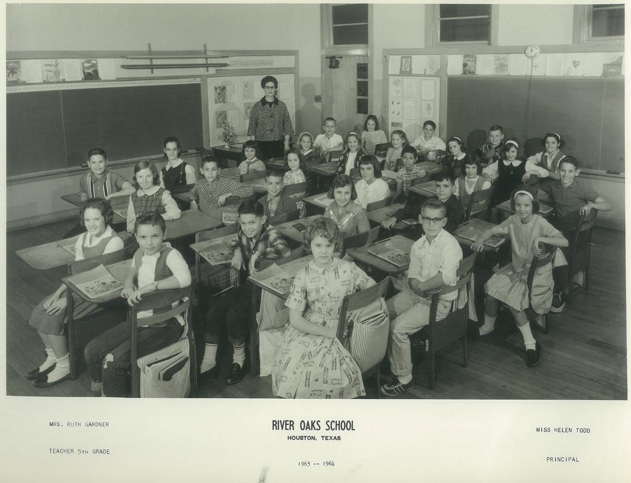 River Oaks Texas >> River Oaks Elementary Alumni | 1960's